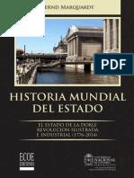 Historia Mundial Del Estado 1ra Edición