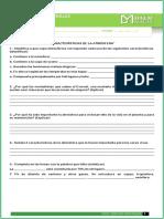 Clase 2 - Guía Características de La Atmósfera