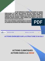 Actions Climatiques Neige