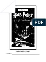 cuestionario Harry Potter
