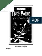 cuestionario Harry Potter