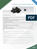 Sistema Iny Seq Multipunto Sigas 2.4 Plus - Sigas 2.4 Plus Multipoint Seq Inj System