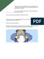 Fabulas y Coplas