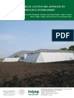 Manual Cultivo de Jitomate en Invernadero INIFAP