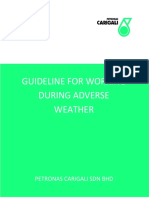 Guideline for Working During Adverse Weather-20121204