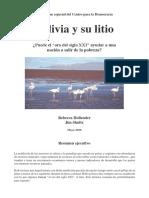 Democracy Spanish Litio Sp