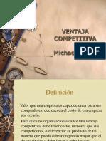 125343425 Ventaja Competitiva Michael Porter