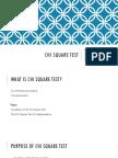 6. Chi Square Test Prsentation (Edited New)