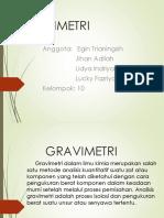 GRAVIMETRI revisi