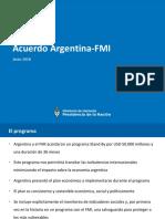 Acuerdo Argentina - FMI - Final1