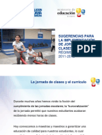 Clases 2011