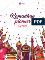Ramadhan Planner 2018