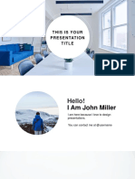 Template PowerPoint Business Strategy