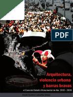Arquitectura ViolenciaUrbana y BarrasBravas_comprimida.pdf