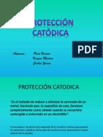 Tema Proteccion Catodica
