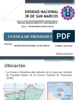 Cuenca Trinidad y Tobago