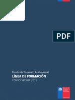 Audiovisual Formacion 2019