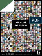 FAE Editorial - Manual Estilo