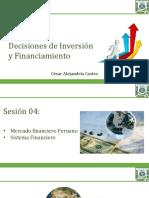 Mercado y Sistema Financiero