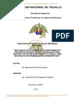 Pardo Chávez, Wilfredo Frank