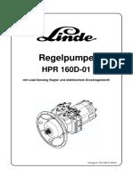 HPR 160D-01 R EH1L 02.05 D C