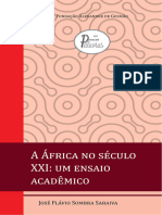 1121-Africa Do Sul No Seculo XXI