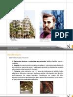 Fundamentos Visuales II - Modernismo