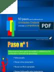 10 Pasos Para Elaborar Una UD