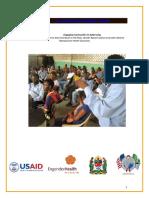 Community Dialogue With Men in HIV Prevention:Tanzania