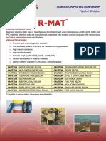 Warning Mat Brochure