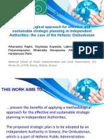Final ICSIM Ombudsman Strategic Plan Final