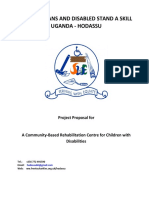 A Community-Based Rehabilitation Centre for Children With