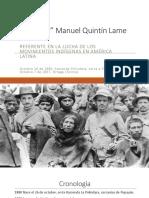 Unidad 6 Quintín Lame - Laura Cristina Castaño