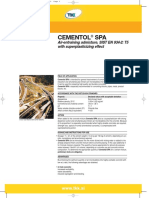Cementol SPA