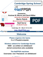 NetFPGA-spring10-Day1