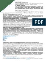 5 Organizaciones Internacionales de Derechos Humanos