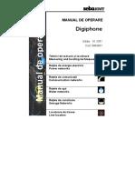 Manual Digiphone