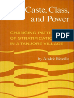 Andre Beteille-Caste, Class, and Power_ Changing Patterns of Stratification in a Tanjore Village-University of California Press (1965).pdf