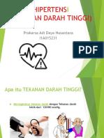 Penyuluhan Hipertensi PADN