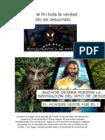 Descubre Al Fín Toda La Verdad Sobre El Mito de Jesucristo