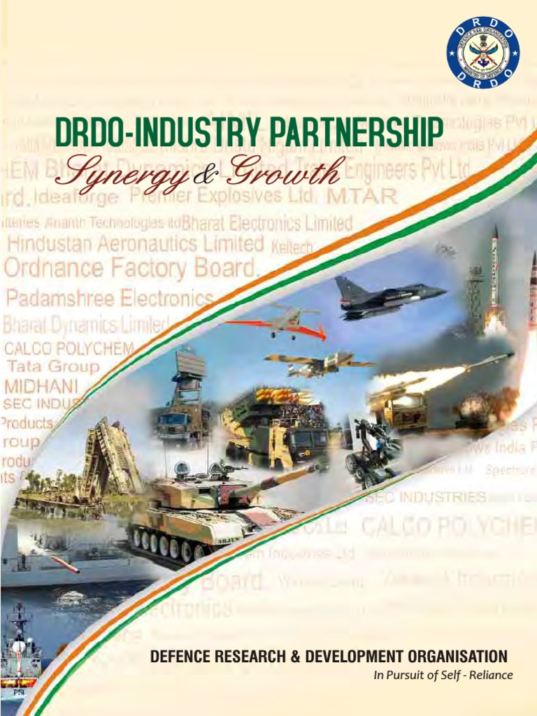 DRDO pdf | System On A Chip | Military