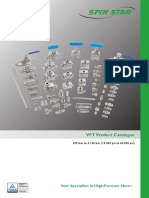 SPG en ProductCatalogue VFT
