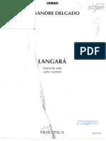 Delgado, Alexandre - Langará