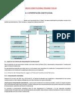 Tema 2. Interpretación Constitucional