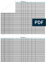 Document Control Template