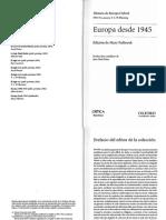Fullbrook, Mary_Europa desde 1945 (Capítulos 2, 4, 6 y 7)