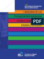 1. Baquiana de Luz- Practiguía de Recomendaciones Iniciales a Cuerpos de Policía Estadales y Municipales