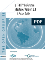 IT4IT 2.1 Pocket Guide