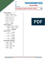 Trigonometria Euclides Angulos Dobles Triples y Mitad