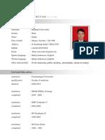 CV Rainhard Octovianto.docx